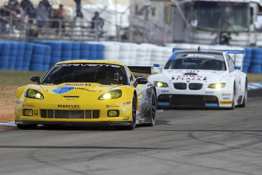Corvette Racing: C6.R's Subjected to IMSA Performance Adjustments
