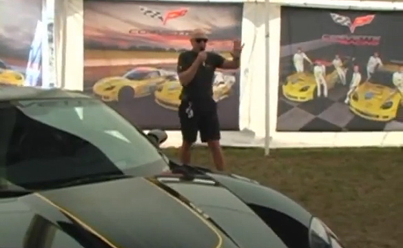 [VIDEO] Corvette Racing's Doug Fehan Talks with Corvette Enthusiasts at Sebring