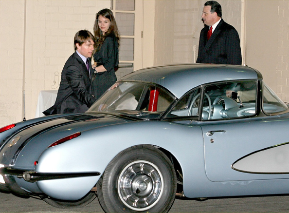 Tom Cruise's fleet of exotic cars & bikes