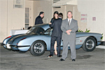 Celebrity bodyguard is the ultimate in anti-theft devices.