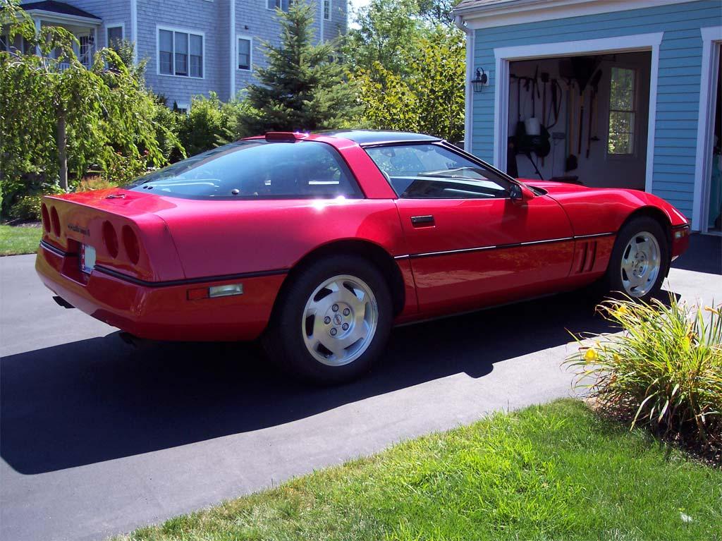 Corvette Values 1988 Coupe S News