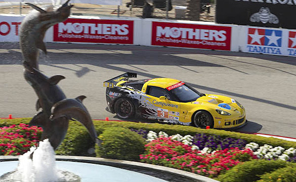 Corvette Racing's Tommy Milner: The Long and Short of Long Beach