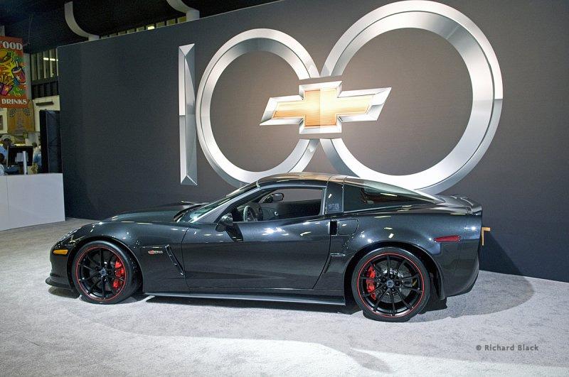 pics  the 2012 centennial edition corvette z06 at barrett