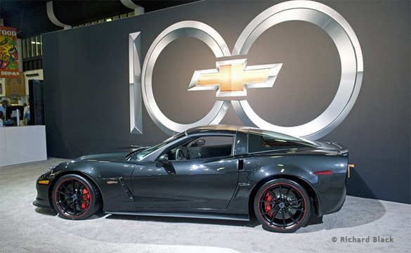[PICS] The 2012 Centennial Edition Corvette Z06 at Barrett-Jackson's Palm Beach Auction