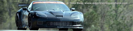 Pratt & Miller GT2 Corvette Spied at Road Atlanta