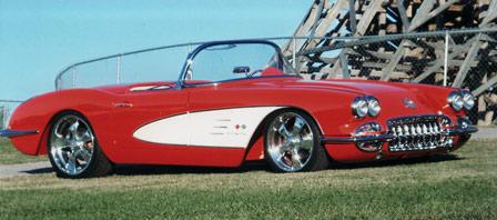 1959 Corvette Custom Resto-Mod
