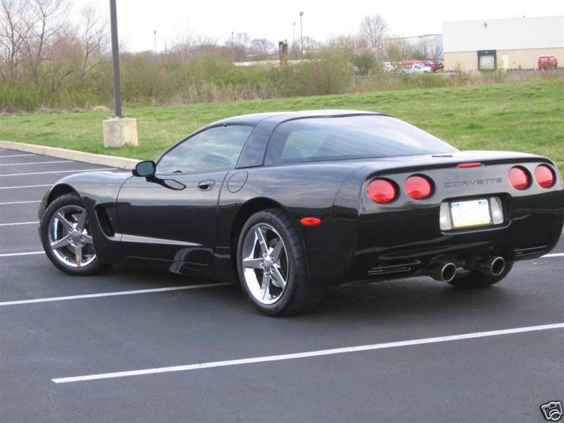 ebay charlton heston 39 s 1999 corvette for sale corvette sales news lifestyle. Black Bedroom Furniture Sets. Home Design Ideas