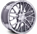 Chrome ZR1 Replica Corvette Wheels