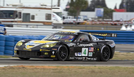 Corvette C6.R GT1 Era Coming to an End