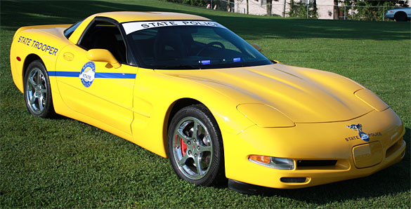 Corvette Named Kentucky's Official Sports Car