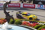 The Corvette C6.Rs at ALMS Long Beach