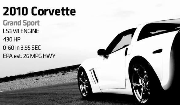 Ron Fellows flogs the Chevrolet Corvette Grand Sport