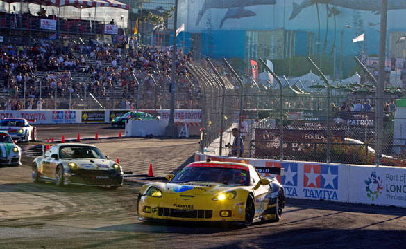 [SPOILER] Corvette Racing at the ALMS Long Beach Street Race