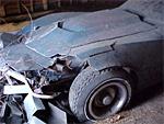 1968 Corvette Barn Car - damaged front end