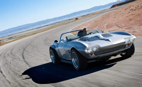 [VIDEO] Driving the Fast Five 1963 Corvette Grand Sport