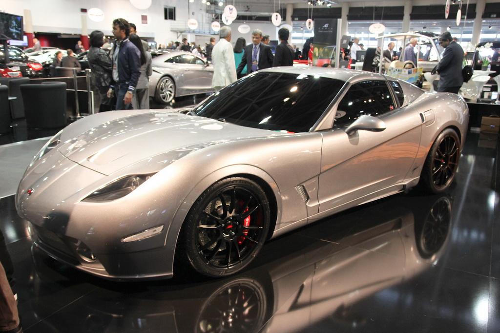 Coachbuilt Corvette Soleil Anadi From Ugur Sahin Design Makes Debut At Monaco Corvette Sales News Lifestyle