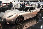 Coachbuilt Corvette from Ugur Sahin Design Makes Debut at Monaco