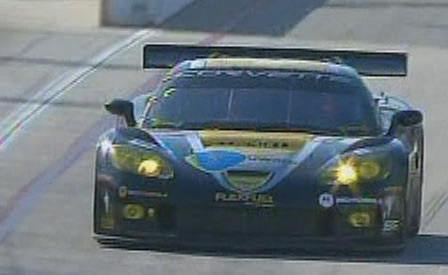 Gavin and Beretta Win Final ALMS GT1 Race at Long Beach