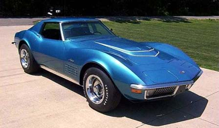 1971 Corvette LT-1 Coupe