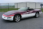 1995 Indy 500 Corvette Pace Car