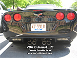 2008 Corvette - Exhaust