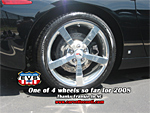 2008 Corvette - 5-Spoke Wheel