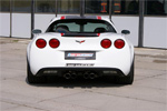 GeigerCars Supercharges The Corvette Grand Sport