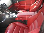 2008 Corvette - Interior