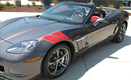 Preview: The 2010 Corvette Grand Sport