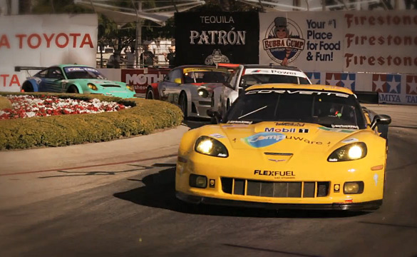 [VIDEO] Corvette Racing Series Episode 4: Inside the GT Fight at Long Beach