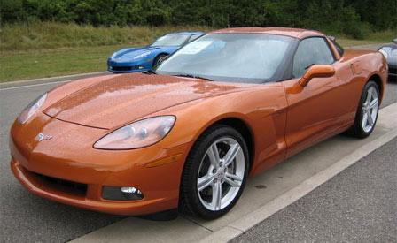 2009 Corvette Model Year Sales Data - Preliminary Results