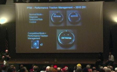 The 2010 Corvette's Launch Control Explained