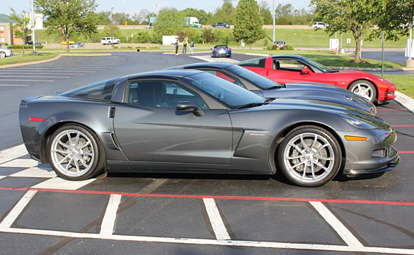 First Look: 2012 Corvette Cup Wheels and Michelin Sport Cup Tires