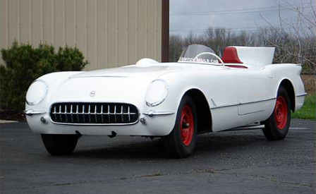 Legendary EX87 Corvette Test Mule Offered at Mecum's Spring Classic