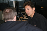 Ron Fellows on Kerbeck's VetteCast