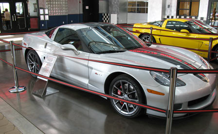 NCM to Auction First Competition Sport Corvette Z06