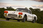 1960 Corvette that won its class at Le Mans
