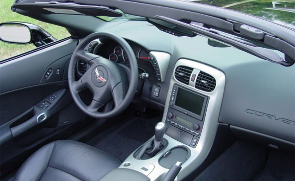 2005-2006 Corvettes Recalled for Steering Column Issue