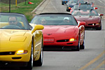 GoldTour Returns to Bloomington Gold Corvette Show
