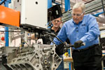 Hendrick Builds His Own LS7 for a 2011 Corvette Z06 Carbon Edition