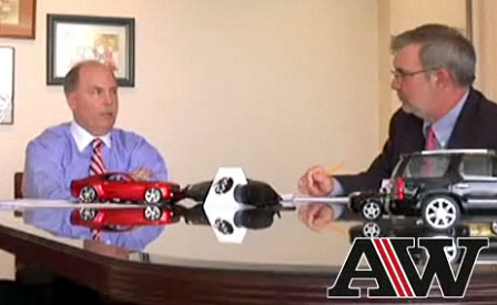 GM CEO Fritz Henderson Discusses Corvette's Future