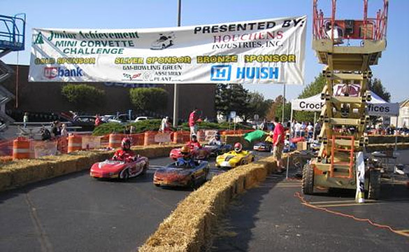Corvette Museum to Host Junior Achievement Mini Corvette Challenge