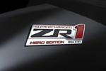 The Hero Edition Corvette ZR1