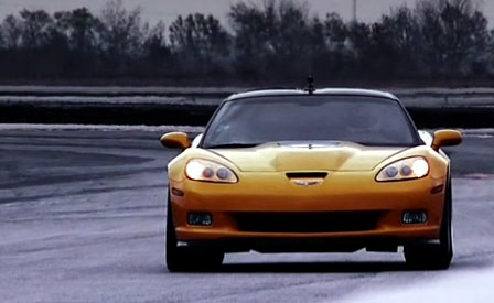Hennessey Corvette ZR750 Gets Flogged in Super Slo-Mo