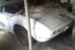 1961 Corvette Barn Car on Atlanta's CraigsList