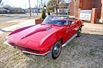1965 Corvette Offered in the Saint Bernard Classic Corvette Giveaway 2011