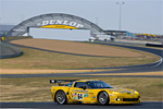 #64 C6.R Corvette at the 2006 24 Hours of LeMans