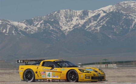 Corvette Racing in Salt Lake City