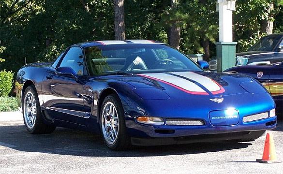 NHTSA investigating 2004 Corvette for Leaky Fuel Tanks