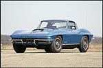 1967 L89 Corvette for sale at Mecum's Indy Auction